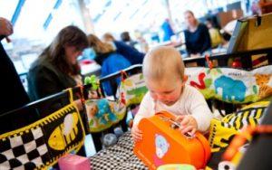 Mama Café: Voorlzen en Boekstart in de Bibliotheek @ Day foodbar  | Amstelveen | Noord-Holland | Nederland